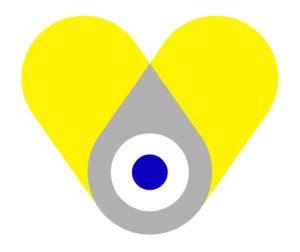 Logo de la Cocom/GGC de la vaccination contre le covid-19