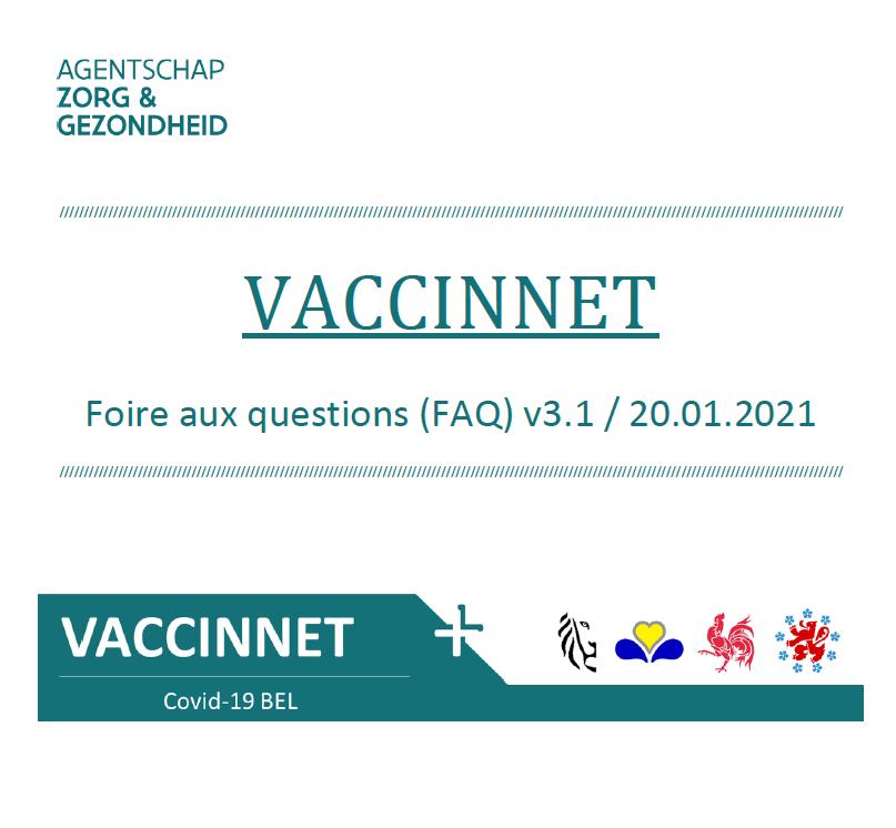 vaccinnet FAQ