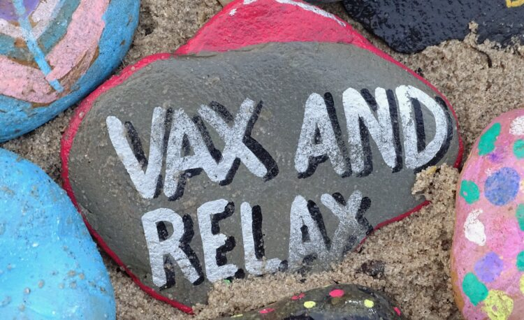Vax Covid and relax